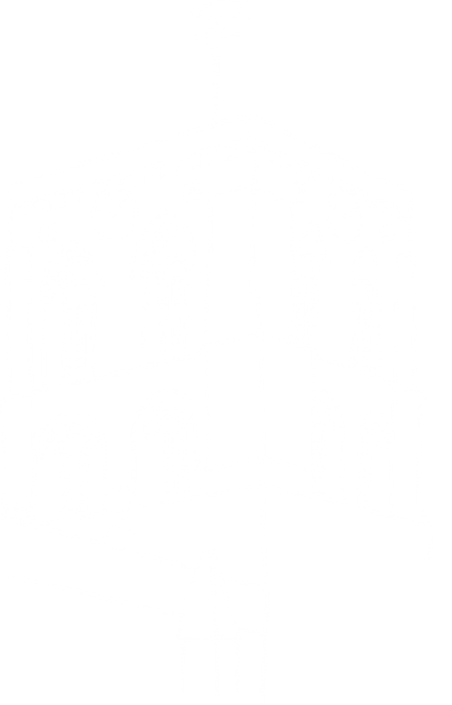 Outline of the St Mary's Church Tower